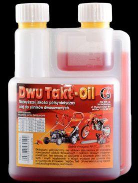 Dwu Takt-Oil 0,5l. butelka z dozownikiem