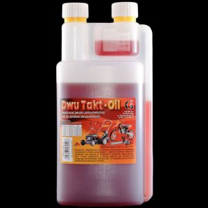 Dwu Takt-Oil 1l butelka z dozownikiem