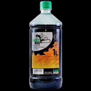 LastOil pojemność 1l - Olej do łańcuchów i prowadnic pił spalinowych i elektrycznych.