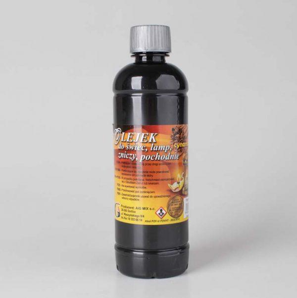Olejek do świec, lamp, zniczy - cynamon - 0 5 l