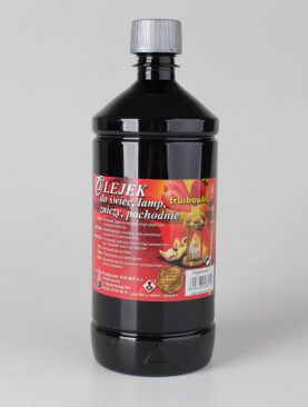 Olejek do świec, lamp, zniczy - truskawka pojemność: 1L