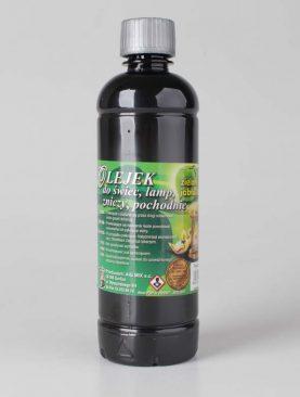 Olejek do świec, lamp, zniczy - zielone jabłuszko pojemność: 0.5L